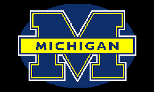 Michigan_wolverines_charted_throw_medium