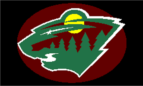 Minnesota_wild_charted_throw_medium
