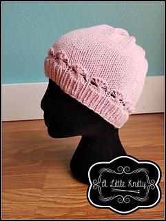 Ravelry: Karen Chemo Cap pattern by A Little Knitty Designs