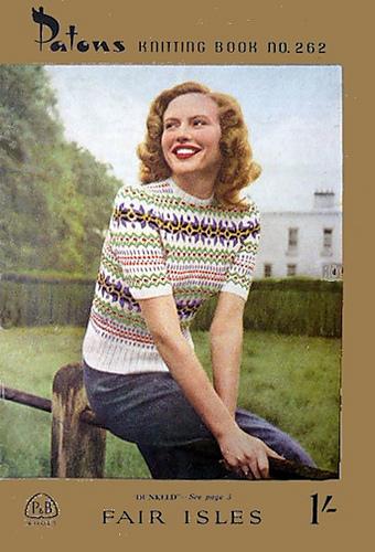 Knitting Websites Australia : Ravelry patons knitting book fair isles patterns