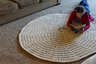 Ravelry Thick Amp Quick Area Rug Pattern By Jessy Spencer