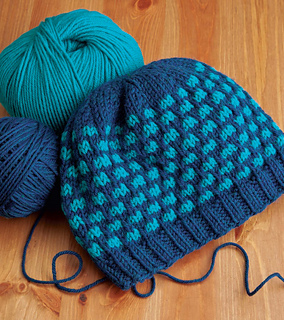 Slip Stitch Knit Hat Pattern : Ravelry: Slip Stitch Hat pattern by Leslie Roth