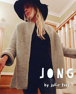 Jong pattern by Julie Tootill