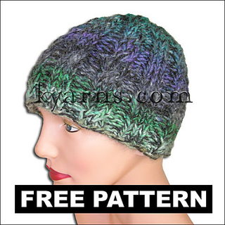 Kochoran-frog-cable-rib-hat-freepattern-popup_small2