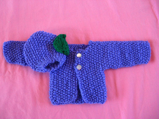 Knitting Patterns For Preemie : Ravelry: Preemie Knit Sweater pattern by A.B.