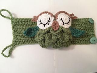 Ravelry: Owl Coffee/Tea Mug Cozy pattern by Katerina Cohee