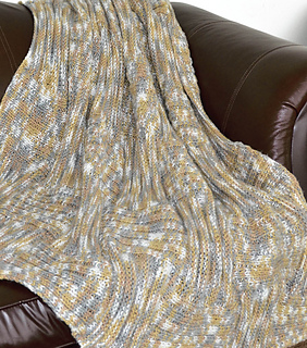 Ravelry Patchwork Rib Afghan Pattern By Jo Ann Fabric And