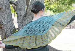 Old Shale Shawl PDF