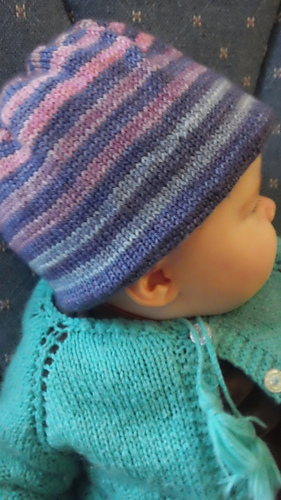Knitting Rhyme In Through The Bunny Hole : Ravelry through the rabbit hole double sided hat pattern