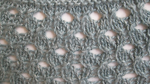 Ravelry: The Hole Story pattern by Michelle Hunter