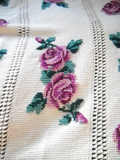 Ravelry Rose Afghan 742 1 Pattern By Columbia Minerva