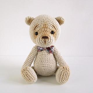 Craft Teddy Bears With Yarn