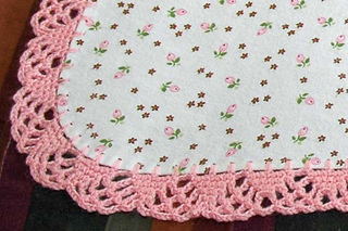 Ravelry: Leisure Arts #3485, Babys Choice Crochet Edgings ...