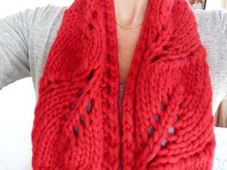 Vite Cowl Knitting Pattern : Ravelry: Vite Cowl pattern by Kristi Johnson