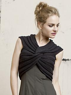ravelry 197 036 drapiertes shirt criss cross top. Black Bedroom Furniture Sets. Home Design Ideas