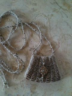 Ravelry Beaded Amulet Bag Pattern By Susan Rainey