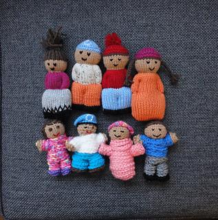 Ravelry: Izzy Doll - crochet comfort doll pattern by Carol ...