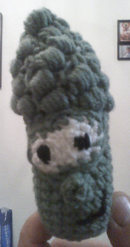 Ravelry junior asparagus from veggietales pattern by