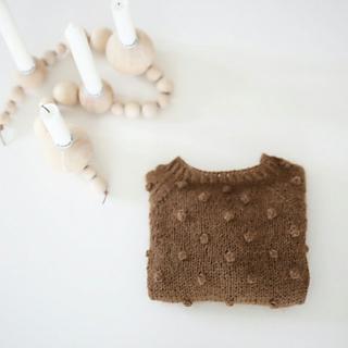 Ravelry Popcorngenser Popcorn Sweater Pattern By Siri