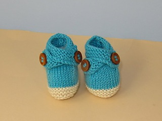 Baby_2_colour_cross_strap_booties09_small2
