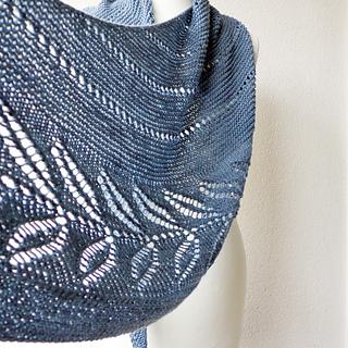 Ravelry silverleaf pattern by lisa hannes Silverleaf com