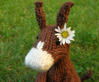 Free Dk Baby Knitting Patterns : Ravelry: Hannibal the Donkey pattern by Knit-a- Zoo