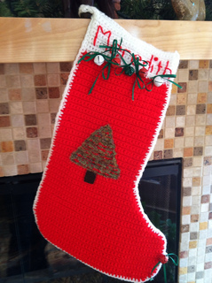 Ravelry Christmas Stockings To Knit And Crochet Santa