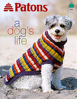 Ravelry: Patons #939, A Dogs Life - patterns
