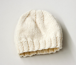 Ravelry Child S Simple Knit Hat L20402 Pattern By Lion