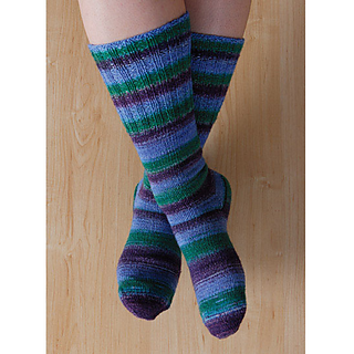 Free Knitting Pattern For Toe Up Socks On Magic Loop : Ravelry: Two at Once, Toe-Up Magic Loop Socks pattern by ...