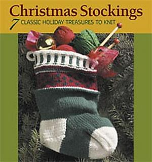 Classic Christmas Stocking Knitting Pattern : Ravelry: Christmas Stockings: 7 Classic Holiday Treasures to Knit - patterns