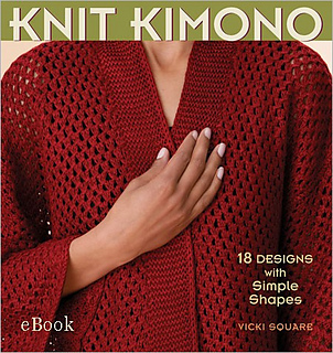 Ravelry: Knit Kimono: 18 Designs with Simple Shapes - patterns