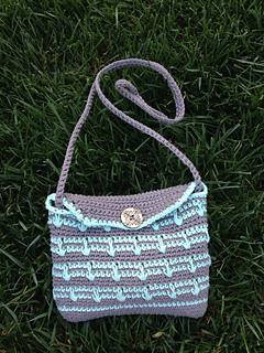 Free Crochet Patterns Small Purse : Ravelry: Essentials Purse pattern by LauraMae Fanelli