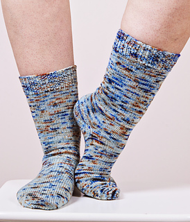Ravelry: Minas Two At A Time Socks pattern by Knitting Expat Designs