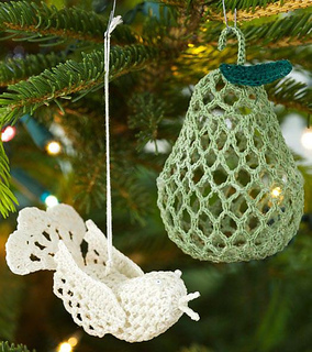 Ravelry: Baby Partridge & Pear (Baby Partridge) pattern by ...