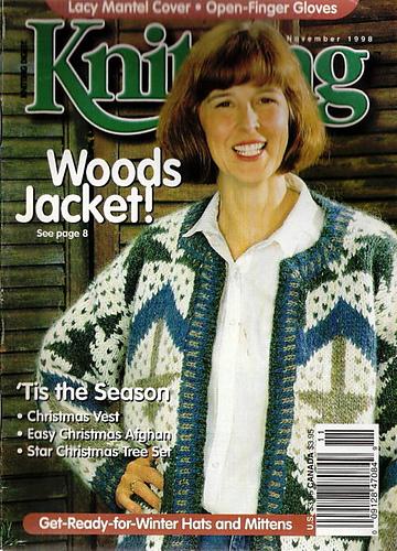 Ravelry: Knitting Digest Magazine, Vol. 20 No. 6, November 1998 - patterns
