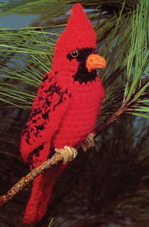 Ravelry Cardinal Pattern By Barbara Anderson