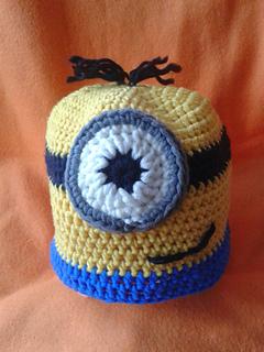 Minion mütze erwachsene