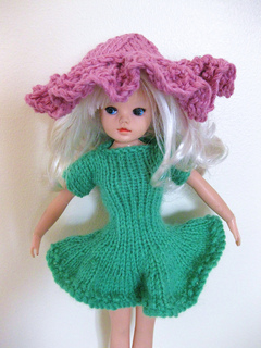 Ravelry: Knitted Outfits for Teenage Dolls - patterns