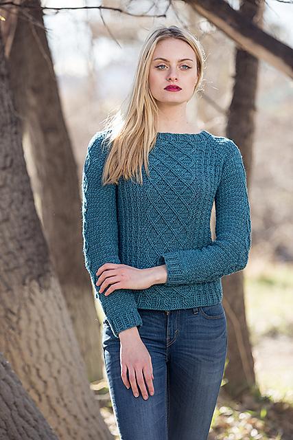 Passaic Pullover Crochet