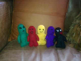 Ravelry: Gummy Jelly Baby pattern by Craftbits