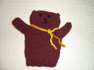Ravelry: Teddy Bear Hand Puppet pattern by Samaritans Purse
