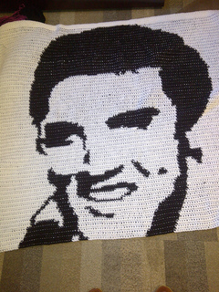 Ravelry Elvis Afghan Pattern By Shelly Cannaday
