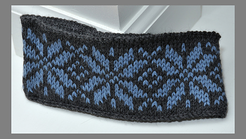 Knit a Fair Isle Headband – Craftbnb