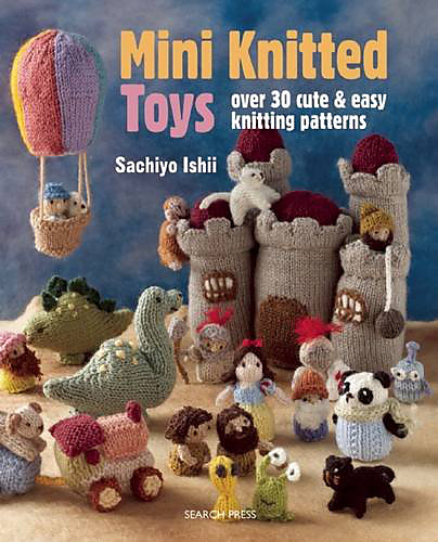 Knitting Patterns For Miniature Animals : Ravelry: Squirrels pattern by Sachiyo Ishii
