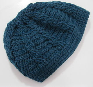 Ravelry: No. 08 Ladys Crocheted Hat pattern by Patons ...