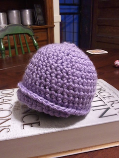 Ravelry Bulky Yarn Baby Hat Pattern By Erica Knudson