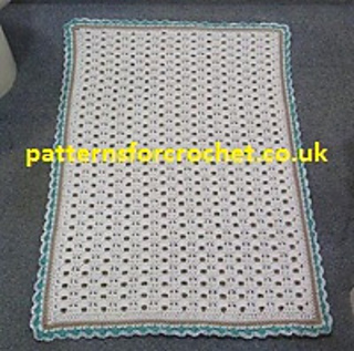 Ravelry Pfc31 Bathroom Rug Free Crochet Pattern Pattern