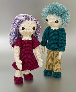Amigurumi Guide : Ravelry: The Complete Idiots Guide to Amigurumi - patterns