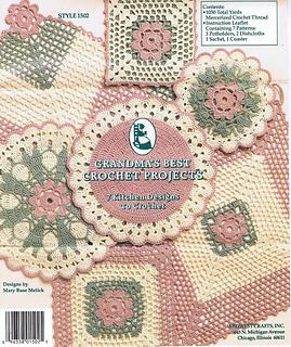 Best Free Crochet Pattern Sites : Ravelry: Grandmas Best Crochet Projects - patterns